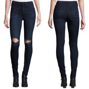 Rag & Bone 10 Inch High Waisted Skinny Jeans